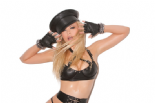 Cappello in pelle da Beyond Dark | L9429